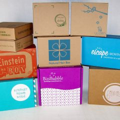 Monthly Subscription Box Marketplace