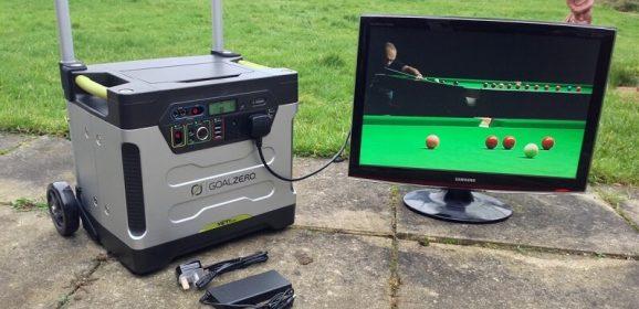 Goal Zero Generator Review