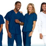 Medical Uniforms at Your Finger Print