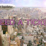 Online Ticket Sales
